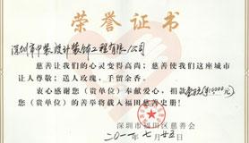 2011年福田区慈善会