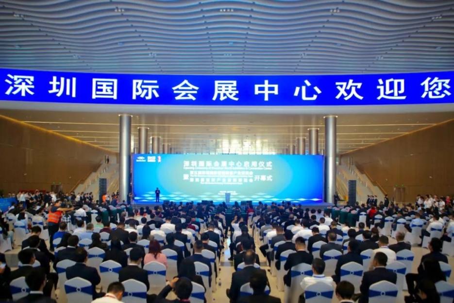 匠心浇筑 吉祥访手机投注站建设参建的深圳国际会展中心正式使用并迎来首展