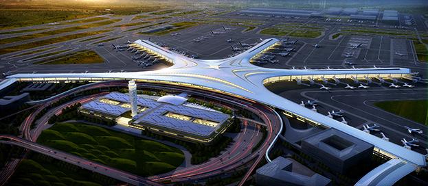 刚刚,青岛胶东国际机场正式通航! 汇盈娱乐平台注册以匠心品质打造一流东北国际枢纽机场
