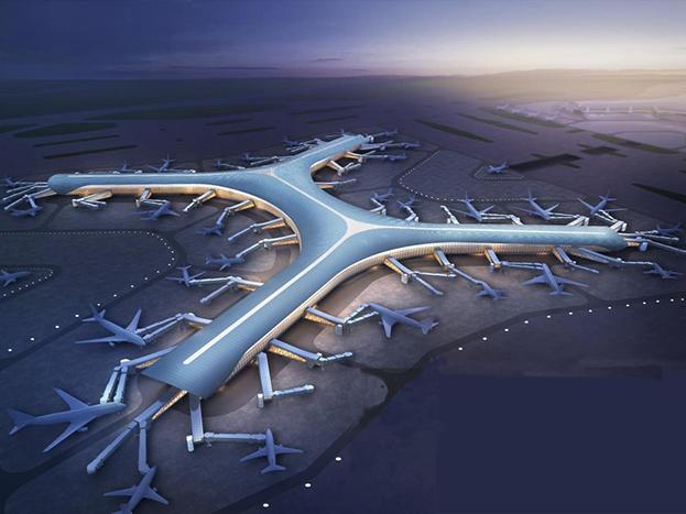 汇盈娱乐平台注册机场项目篇   匠心打造地标建筑 助力交通强国建设