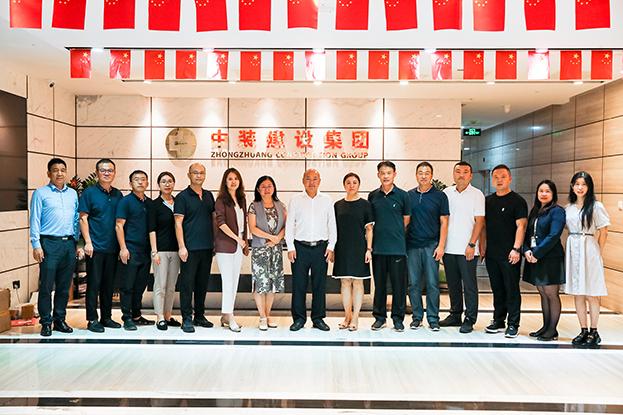 青岛体悟走进汇盈娱乐平台注册,体会传统行业的转型升级